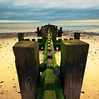 Long Groyne by Rick Bowden