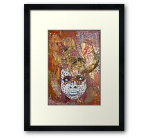My Spirit Double Framed Print