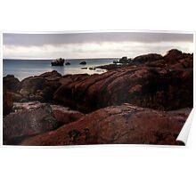 Dawn at Meelup Beach Poster