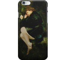 Where I choose to lay my head is no decision of yours iPhone Case/Skin