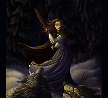La Belle et Les Loups by Str4yk1tt3n