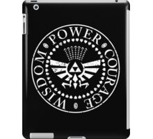 A Link to the Punk iPad Case/Skin