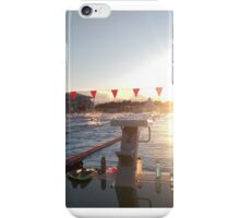 Swimming is life iPhone Case/Skin