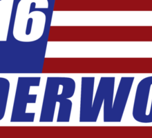 Frank Underwood 2016 - House of Cards (TV Series version) Sticker