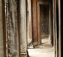 historyscapes #45, through the door Aspara by stickelsimages