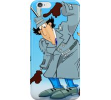 Inspector Gadget iPhone Case/Skin