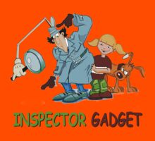 Inspector Gadget Kids Clothes