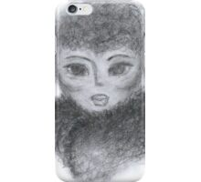 Lady Grey iPhone Case/Skin