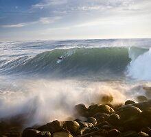 Beach by Joshua Rablin