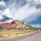 Navajo Road by Cranston Reid
