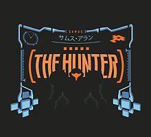 The Hunter by Azafran