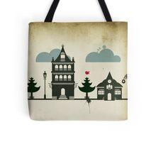 Casitas Tote Bag
