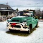 Nostalgiac Christmas by Rebecca Bryson