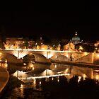 Ponte Vittorio Emanuele II by stjc