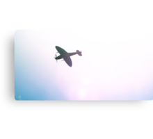 Spitfire Loop & Tumble Canvas Print