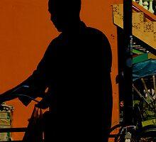 Market trader, Kota Baru by adamlotte1