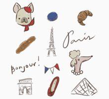 Bonjour Paris Kids Clothes