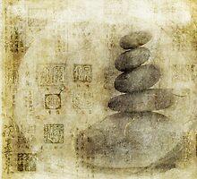 Stone Meditation by Antaratma Images