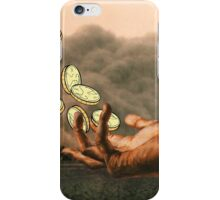 Dust Bowl Dance iPhone Case/Skin