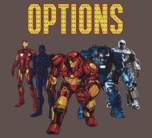 Iron Man Armor by prunstedler