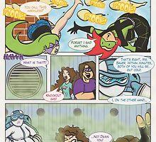 New Hawk & Croc page 64 by psychoandy