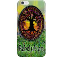 Rebelution Tree of Life 'Bright Side of Life' Beautiful Artwork iPhone Case/Skin