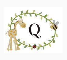 Nursery Letters Q Kids Clothes