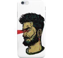 Laser Guy - I think I have Super Powers iPhone Case/Skin