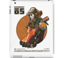 KOSMONAUT 05 iPad Case/Skin