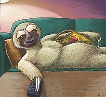 Sloth by Ken Coleman