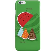 ELEMELONS iPhone Case/Skin