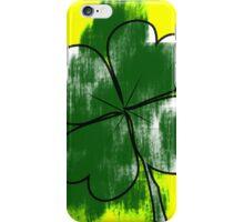 Trebol iPhone Case/Skin