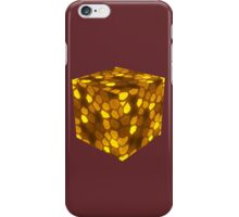 Blockcraft - Glowstone iPhone Case/Skin
