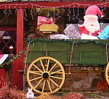 Jolly Elf by raindancerwoman