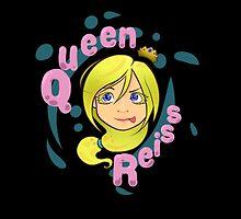 Queen Reiss in Black by Gaasuba