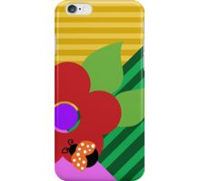 The Little Lady Bug iPhone Case/Skin