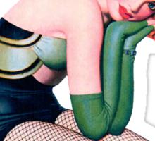 Titter Magazine Sticker