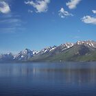Jackson Lake 1 by TeleBum