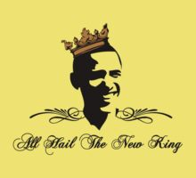KING OBAMA  by bluebaby