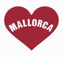 Mallorca heart T-Shirt
