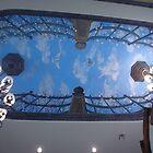 MURAL Ceiling by mmdstudios