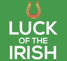 Luck Of The Irish by holidayswaggs