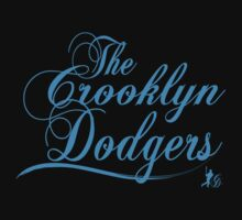 THE CROOKLYN DODGERS by bluebaby