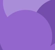 Grapes Twitter Emoji Sticker