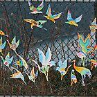 Metal Birds by John  Lambert
