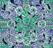 Lilly Pulitzer Pattern by katherineg23
