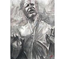 Han in Carbonite Photographic Print