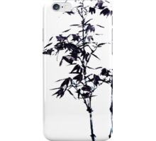 Bamboo Leafs iPhone Case/Skin