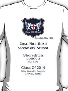 Coal Hill Road School T-Shirt