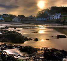 Little Haven - Pembrokeshire by Mark Guest